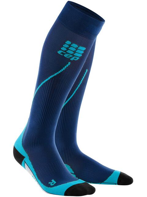 cep Pro+ 2.0 Run Socks Men deep ocean/hawaii blue